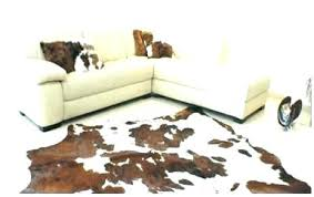 good faux animal hide rugs or faux cow skin rug faux hide rug cow hide rug