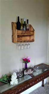 custom wine rack custom wine rack personalized wine rack wine glass holder wood wine box custom
