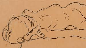 A man found a Egon Schiele drawing in a New York thrift store, and it could  be worth a fortune - CNN Style