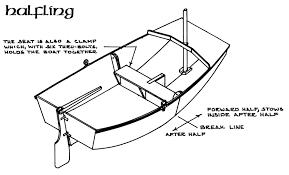Free Plywood Boat Plans Designs Folding Sailing Dinghies Boat Design Net