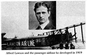 Alfred W. Lawson, Aviation Pioneer