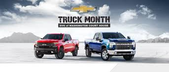 Svg Chevrolet Buick Gmc Cadillac In Washington Court House Serving Chillicothe Wilmington And Hillsboro Oh Customers