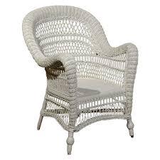 heywood wakefield wicker chair for