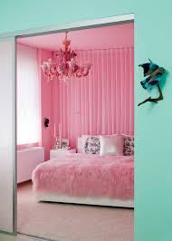 eclectic bedroom how to decorate girly princess theme bedroom teenagers pink bedding curtains fur bno design