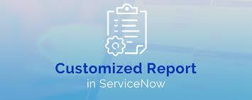 Servicenow Custom Charts Customized Servicenow Reporting Servicenow Custom Reports