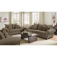 Living Room Sofa And Loveseat Sets Rendezvous Sofa And Loveseat Set Olive American Signature