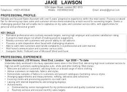 Example Of A Profile For A Resume Pharmaceutical Sales Resume ...