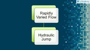 Rapidly Varied Flow (Hydraulic Jump) - Hydraulics Engineering (in ...