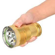 Haikelite MT03 đồng thau Nguyên Chất XHP70.2 Bóng đèn pin đồng thau Nguyên  Chất Ốp lưng Phiên Bản Giới Hạn Flashlights & Torches