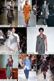 Ellecom A Complete Guide To Fall 2017s Top Runway Trends Fashion Fall