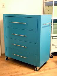 ikea office drawers. Stunning Movable Wooden File Cabinet From Ikea With Wheels And Four Drawers  On Hardwood Floor Aside Office B