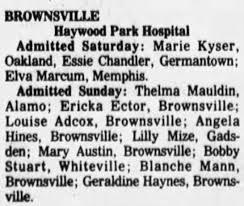 Bobby Stuart Hospital 7/2/84 - Newspapers.com