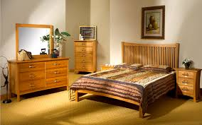 ideas charming bedroom furniture design. Cute Image Of Bedroom Decoration Using Double Solid Oak Wood Dresser With Mirror Including Golden Furniture And Light King Size Ideas Charming Design E