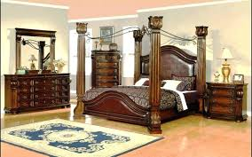 decoration: Bedroom Sets Canopy Beds Set With Bed King Size For Sale ...
