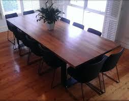 king blackwood dining table
