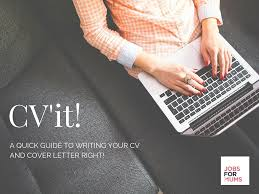 A Quick Guide To Cv Writing Jobs For Mums Malta Jobs For Mums