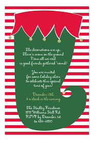 Holiday Staff Party Invitation Wording Sample Party Invitations