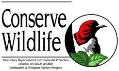 njdep division of fish wildlife endangered and nongame species conserve wildlife logo
