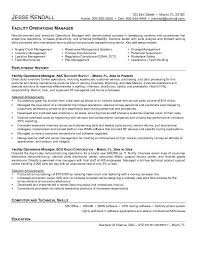 Data Center Manager Resumes Data Center Manager Resume Examples 46 Super Facility Operations
