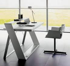 Modern Minimalist Home Office With Bulego Desk Office Desk  Pinterest
