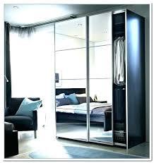 ikea wardrobe mirror door with luxury bedroom close closet doors mirrore