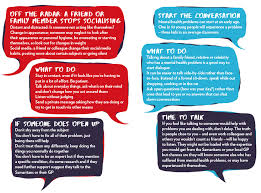 How To Talk To Anyone Why Its Good Talk About Mental Health The Big Issue