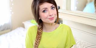 hair and makeup tutorials zoella mugeek vidalondon zoella range 2016