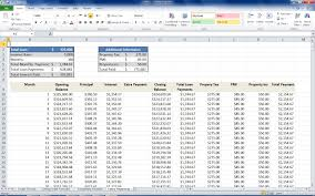Calculate A Mortgage Loan Excel Mortgage Calculator Formula Magdalene Project Org