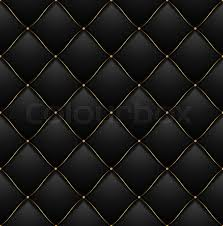 Black Pattern Background Mesmerizing Quilted Pattern Background Vip Black With Gold Thread Luxury