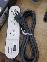 Ổ Cắm Điện Có Dây Panasonic WCHG24332W   Điện Máy Thi Phúc