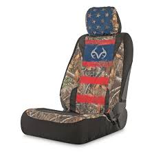 americana low back seat cover realtree edge double tap to zoom