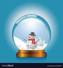 Snow Globe Design Snow Globe