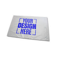 10 x 12 Custom Screen Printed Poly Mailers & Envelopes for E-commerce Packaging Packing Supply