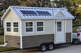 Small Picture The Americana Tiny House On Wheels 208 sq ft 8 x 19 tiny house