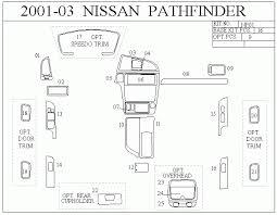 2001 Nissan Pathfinder Fuse Diagram