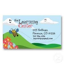 Childrens Business Card Business Cards For Kids Business Cards