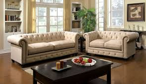 Tufted Living Room Furniture Image1365 With Living Room Concept And Tufted Sofa Set 9010