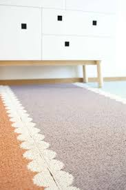 105 best brita sweden images on wool area rugs brass bobbi runner in grey and pale brick brita sweden s reversible plastic rugs are made