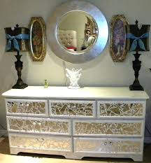 diy glitter furniture. Ms Bingles Vintage Broken Mirror Dresser New House Consoles Diy Glitter Paint For Furniture . Wood P