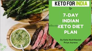 7 Day Indian Keto Diet Plan Recipes For Weight Loss