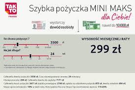 Takto – pożyczki ratalne przez internet