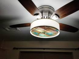 stained glass ceiling fan. Stained Glass Ceiling Fan Light Kit
