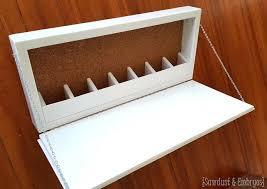 build a secretary desk or murphy desk