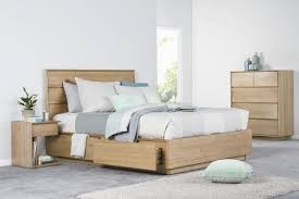 king bed with storage.  Storage Malta King Timber Bed And With Storage O