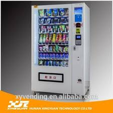 Beverage Vending Machine Stunning Hot Sale Snack Beverage Vending Machine Xydle48cmanufacturer Buy