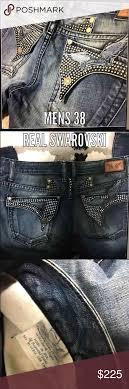 Expensive Mens Designer Jeans Mens Robin Jeans Real Swarovski Super Expensive