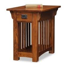 craftsman living room furniture. leick home traditional chairside table side tables and end craftsman living room furniture o