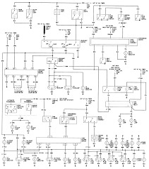 Chevrolet S10 Tail Light Wiring Diagram