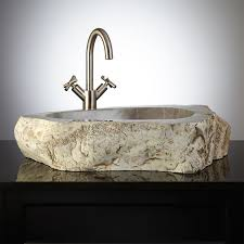 table natural stone vessel sinks winsome natural stone vessel sinks 15 innovative brilliant bathroom special