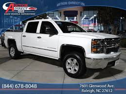 Used 2014 Chevrolet Silverado 1500 LT Raleigh NC 20533340